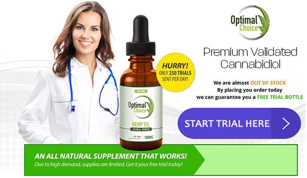 Optimal Choice CBD Oil Trial